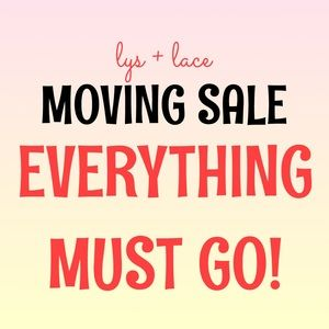 MOVING SALE!! Accepting or countering all offers💕